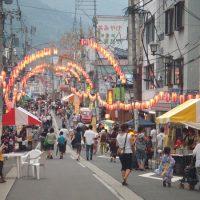 ハチロク 浴衣祭り