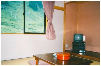 越後湯沢のペンションみどりや 客室